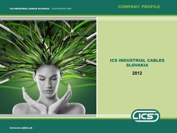 headline ics industrial cables slovakia company profile