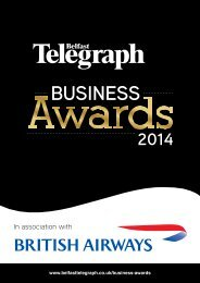 to download your entry form for the 2014 ... - Belfast Telegraph