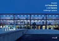 Alta risoluzione - Museo dell'Industria e del Lavoro