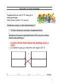 Calculer un pourcentage - Page 5