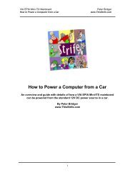 How to Power a Computer from a Car