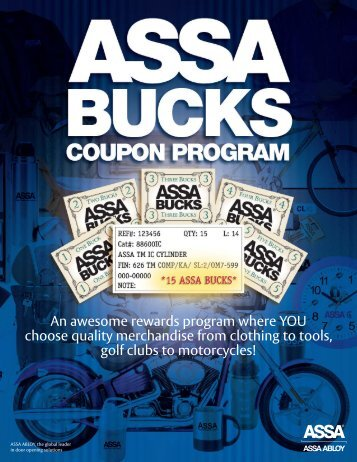 An awesome rewards program where YOU choose quality ...