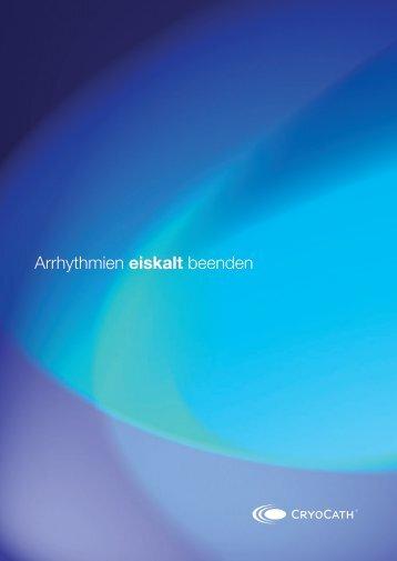 Arrhythmien eiskalt beenden - CryoCath
