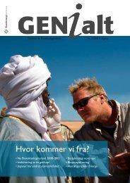 Last ned GENialt 3/2008 (pdf). - Bioteknologinemnda