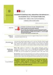 QUESTIONARIO - Indata - Istat
