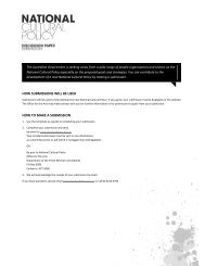 Submission: Multicultural Arts Victoria - Creative Australia - Office for ...