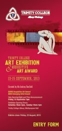 Trinity Art Show DL entry_web.pdf - Trinity College