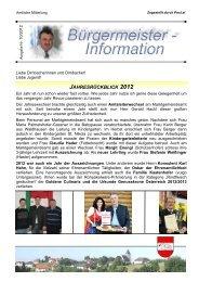 201210 - Marktgemeinde Dimbach