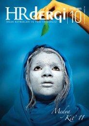 Medya Kit' 11 - HR İnsan Kaynakları ve Yönetim Dergisi