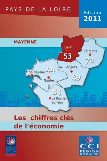 2011 - EAT - Chiffres clés 53.pdf - (CCI) de la Mayenne