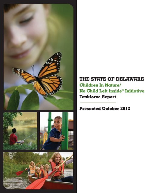 Delaware Children in Nature Report and Recommendations