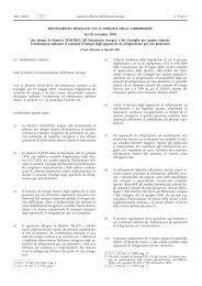 Regolamento delegato (UE) n. 1060/2010 della ... - EUR-Lex