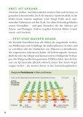 "Ratgeber ""Pestizide aus dem Supermarkt"" - Greenpeace - Seite 4"