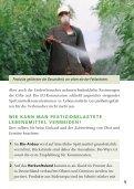 "Ratgeber ""Pestizide aus dem Supermarkt"" - Greenpeace - Seite 5"