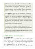 "Ratgeber ""Pestizide aus dem Supermarkt"" - Greenpeace - Seite 6"