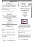 Senior Center News & Calendar July - August 2012 - Page 6