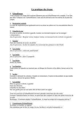 Exemples d'exercices - Académie de Nancy-Metz