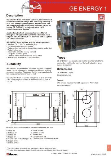 GE Energy 1 Iss 3 - Ecobuild Product Search