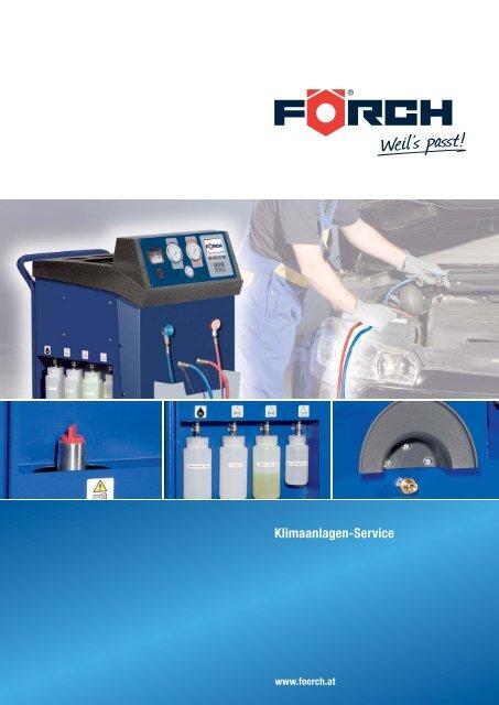 Klimaanlagen-Service - Förch