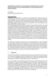 Ermittlung der Auswirkungen von Abweichungen im ... - SOFiSTiK