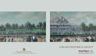 Download the Chicago History Museum Annual Report 2004-05