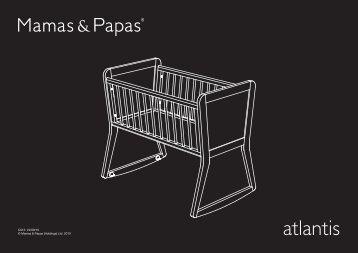 atlantis - Mamas & Papas