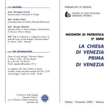 PATTARO DEPL. 10-08.pdf - Progetto Culturale