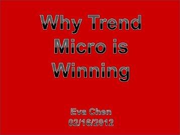VM - Trend Micro