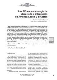 Las TIC en la estrategia de desarrollo e ... - Biblioteca Hegoa