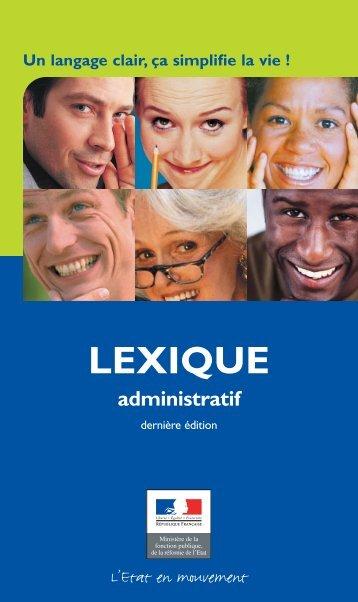 LEXIQUE administratif - Les services de l'État dans le Loiret