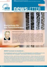Download Newletter - ABCSG