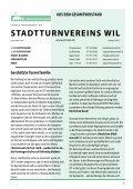 klicken - StadtTurnVerein Wil - Page 3
