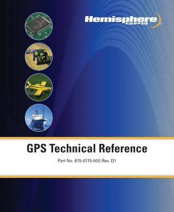 Technical reference - Hemisphere GPS