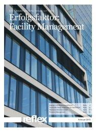 Erfolgsfaktor: Facility Management - ray