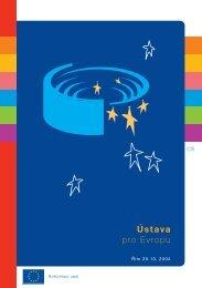 Ústava pro Evropu - Euroskop.cz