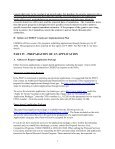 Guidelines for Application Preparation and Submission of Special ... - Page 5
