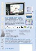 SAILO R ® GPS Car N avigator - Stilus SA - Page 2