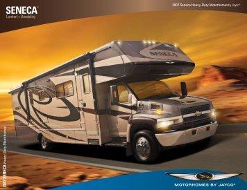 2007 Seneca Brochure - Dream Finders RVs - Motorhomes For Sale ...
