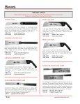 knives & saws view catalog - Pianotek Supply Company - Page 2