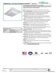 csk3 recu - LSI Industries Inc.