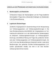 1. Staatsaufgaben und Staatsziele Umfassende Analyse der ...