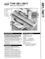 TYPE 8B1/8B1T - Torrent Engineering & Equipment