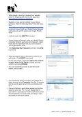 PC access, filestore - My.Anglia Homepage - Anglia Ruskin University - Page 2