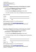 Einladung zur Mitgliederversammlung - Guatemalanetz Bern - Page 3