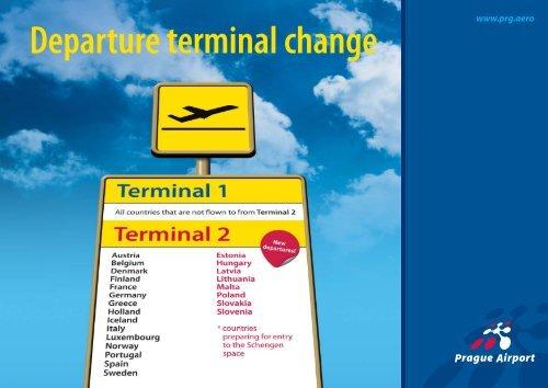 Departure terminal change - Euroskop.cz