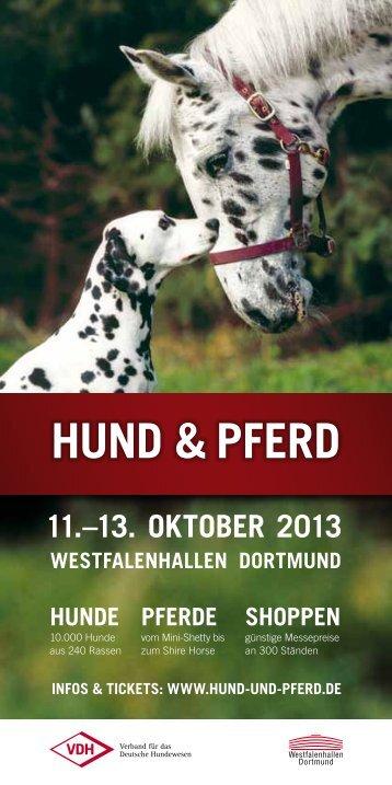 HUND & PFEDD - Hund & Pferd