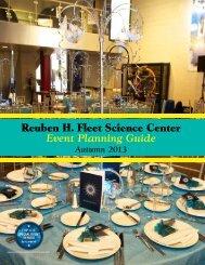 Download (PDF) - Reuben H. Fleet Science Center