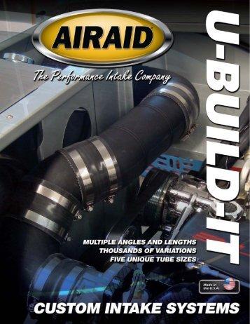 Parts List - Airaid