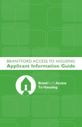 view the BATH Applicant Information Guide PDF - City of Brantford