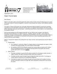 Information - Edwardsville School District 7